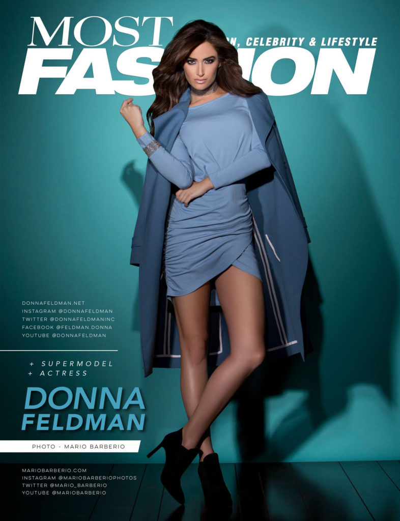 Most Magazine Fashion - Donna Feldman