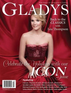 Gladys Magazine ICON issue cover