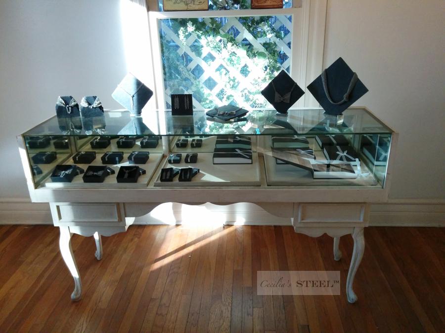 Cecilia's Steel SugarMynt Gallery