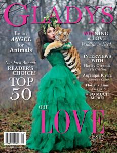 Gladys Love Issue Jan 2016